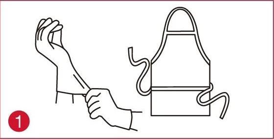 清洁吸附巾1
